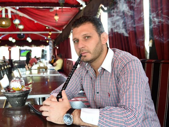 Parramatta restaurant owner Mustafa Krich