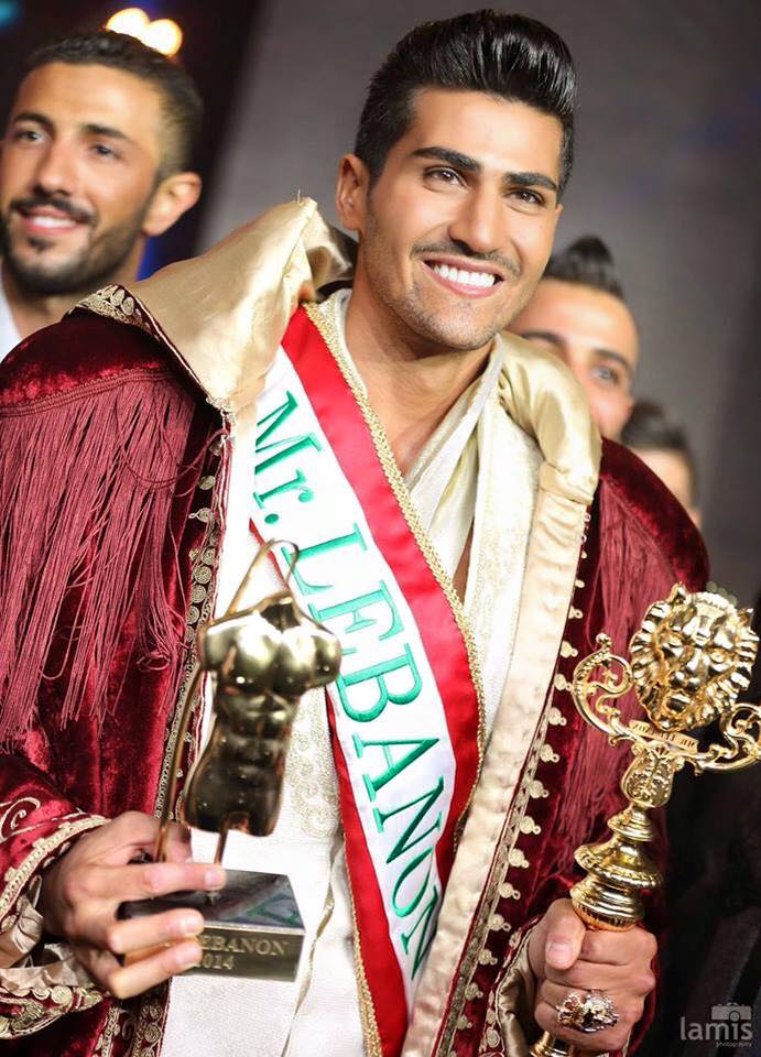 Mr International, Rabih Zein