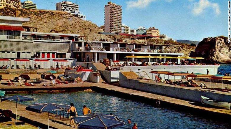 Beirut's Sporting Club