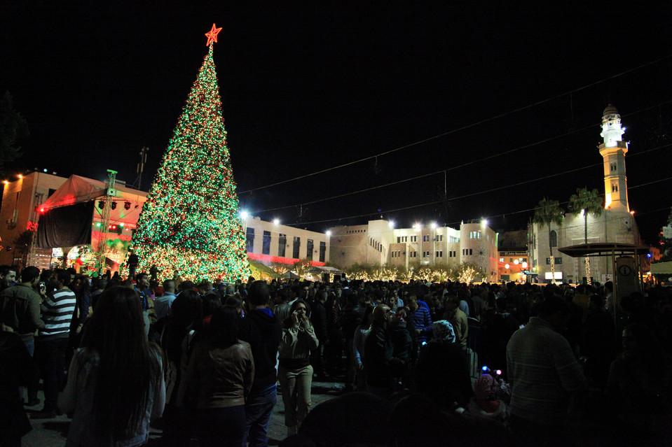 Church of Nativity in Betlehem