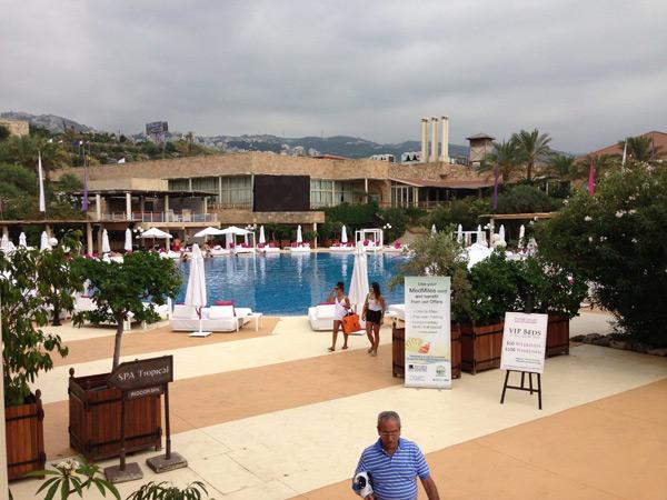 Edde Sands Resort, Jbeil