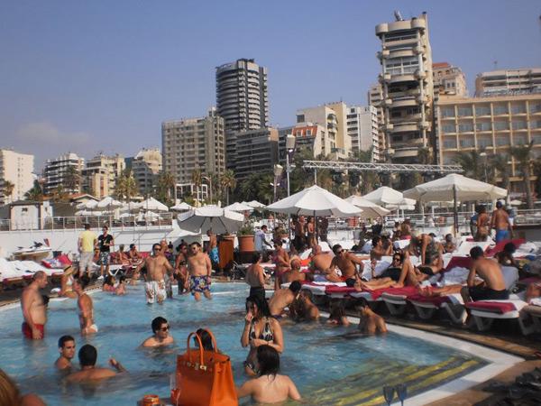 Riviera Hotel, Paris Avenue, Beirut