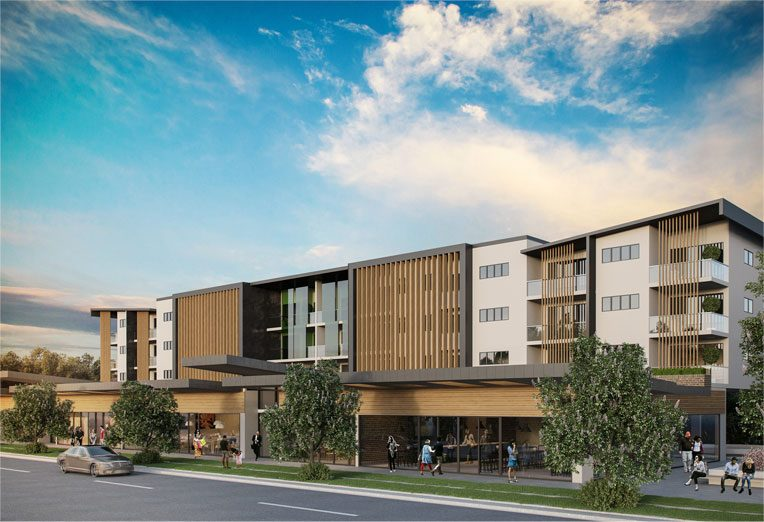 Eden Greenacre Gorgeous Townhouses Apartments Australia New