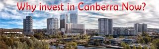 Why invest in Canberra?