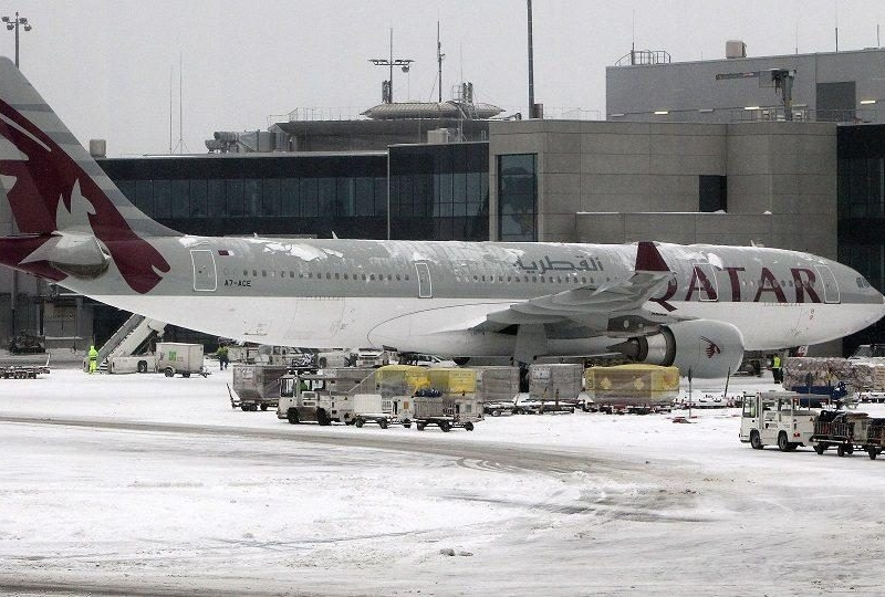 It's not looking good for Qatar Airways. Photo: Daniel Roland/ AFP/ Getty Images.