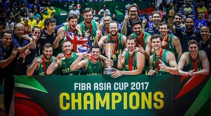 Islamic Republic of Iran v Australia, 2017 FIBA Asia Cup (LBN), Beirut(LBN), Final, 20 August 2017