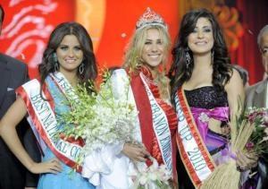 Australian Daniella Rahme is Miss Lebanon Emigrant 2010