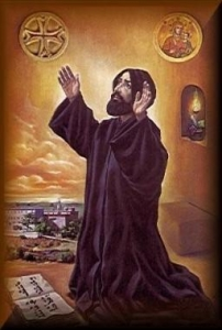 Saint Nematullah Kassab Al Hardini