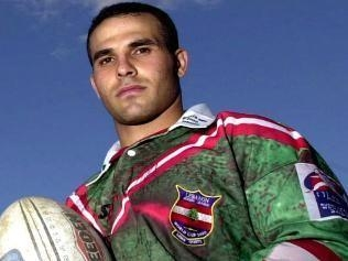 Hazem El Masri for Lebanon in 2000