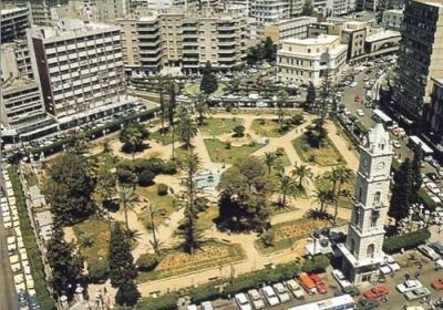 Menshiyeh Park, Tripoli Lebanon