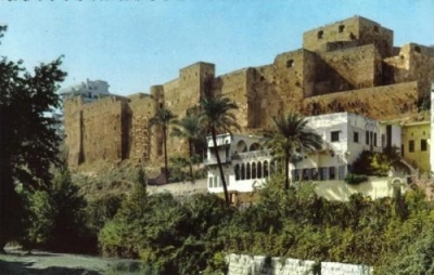 1950 - St Gilles Castle, Tripoli Lebanon