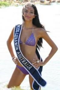 Miss Lebanon Emigrant 2008