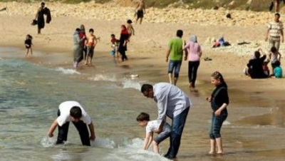 Lebanon's beaches swimming with waste