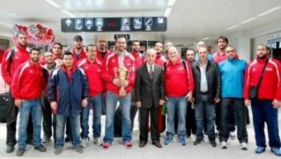 Lebanese basketball in disarray as FIBA confirms ban