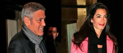 Lebanese lawyer Amal Alamuddin reportedly engaged to George Clooney