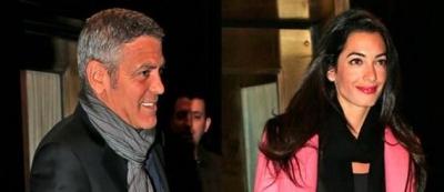 Lebanese lawyer Amal Alamuddin reportedly engaged to George Clooney