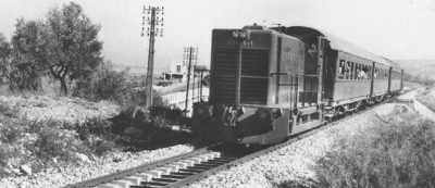 Lebanese railway revival to be studied
