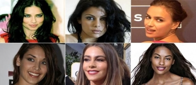 Top 10 countries with the most beautiful women (Lebanon is #8)