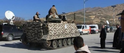 Five Lebanese soldiers killed in battles with militants