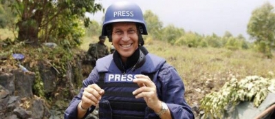 Peter Greste: Australian journalist on his way home after being released and deported from Egypt