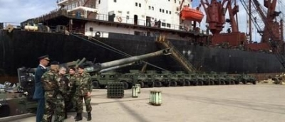 Lebanon Receives New Shipment of U.S. Arms