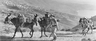 Australian Army Archives Reveal Pre-Independence Lebanon In Rare 1941 Footage