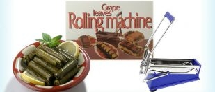 Grape Leaves Rolling Machine