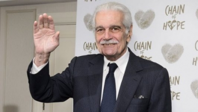 Omar Sharif: Lawrence of Arabia star dies aged 83