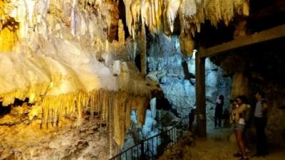 Qadisha Grotto, It's 10 million years old
