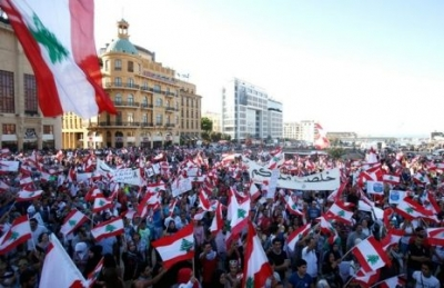 Beirut protesters give govt 72 hours to meet their demands