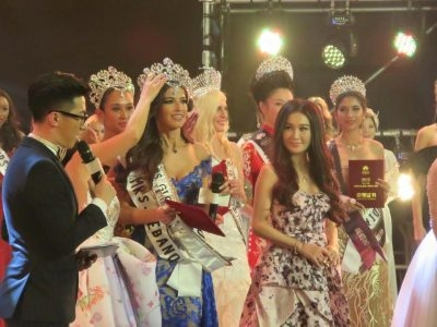 Sylvia Yammine to 'Mrs. Globe 2015' throne