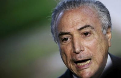 Lebanese poised to take Brazil's presidency