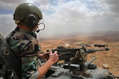 Lebanese Army Slowly Crushing Extremists near Syria Border