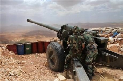 Army Destroys Militant Car in Arsal-Ras Baalbek Outskirts