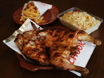 The takeaway Chicken for $14.50 at Silvas, Petersham.