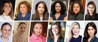 11 Lebanese in The Top 100 Arab Business Women for 2016
