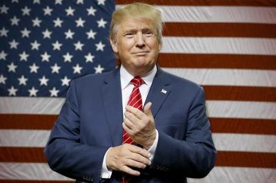 Donald Trump Is President