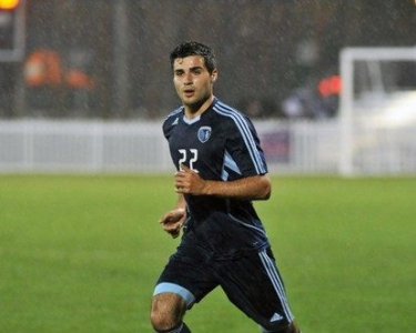 Sporting Kansas City Signs Lebanese Forward Soony Saad to 2-Year Deal