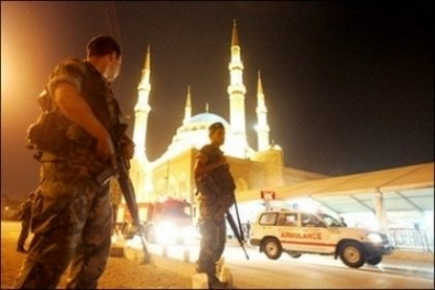 Report: Pre-Emptive Security Operations Foil Beirut Attack Plot