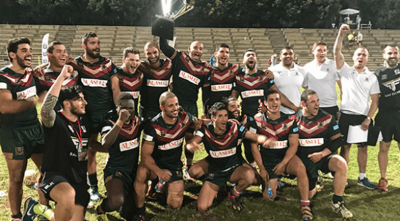 Local players set to join Lebanon World Cup squad after narrow win over Italy