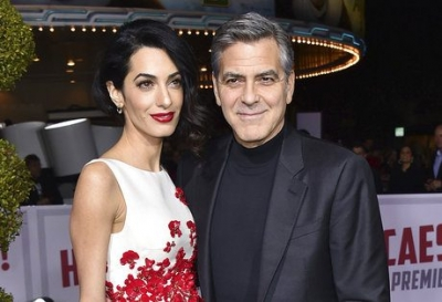 Clooney Foundation to Open Schools for Syrian Refugees in Lebanon