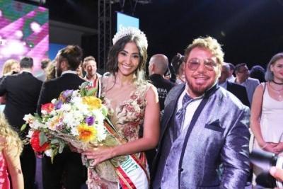 Dima Safi Wins Miss Lebanon Emigrant 2017 & Australian Lebanese Mariam Mehajer 1st Runner Up
