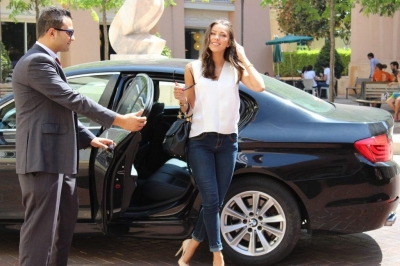 Hitting the streets of Lebanon with Uber