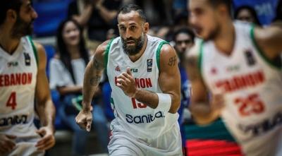 Will hosts Lebanon finish among the top 5 teams at China's expense?