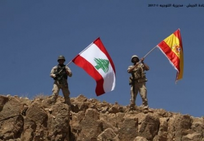 Army Advances against IS in Border Battle, Pays Tribute to Spain Victims