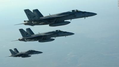 US Coalition bombs ISIL convoy heading to Deir Ezzor from Lebanon, claims 85 dead