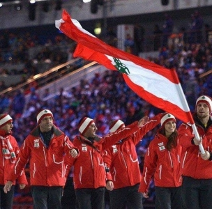 Three Lebanese athletes are competing at the 2018 Winter Olympics