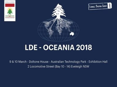 Lebanese Diaspora Energy - Oceania 2018