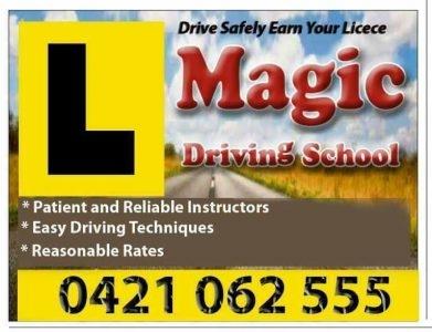Magic Driving School