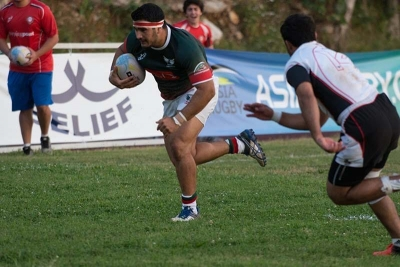 Lebanese Phoenix beat Iran to capture the Division III West Asia Rugby Championship